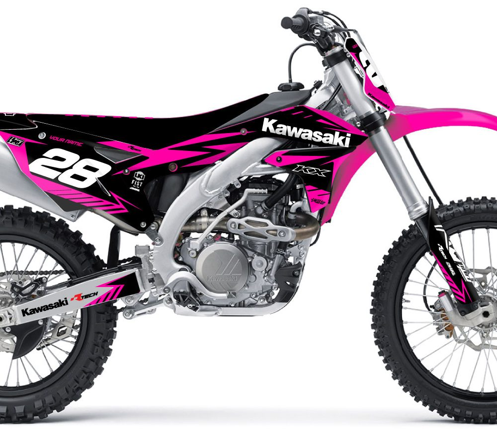 Rival Ink Design Co Custom Motocross Graphics Product