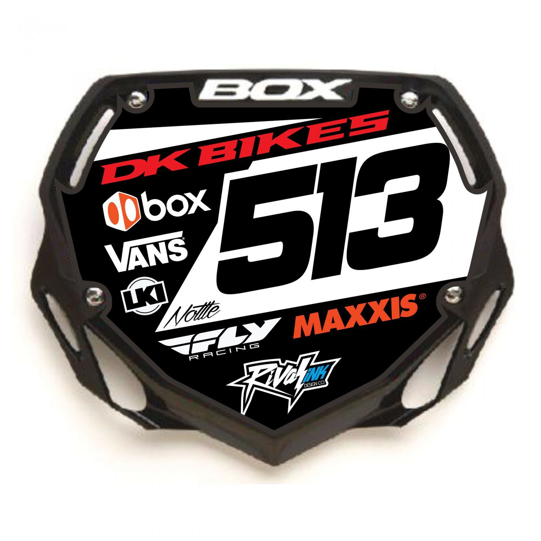 BMX BOX shape Graphic Pro