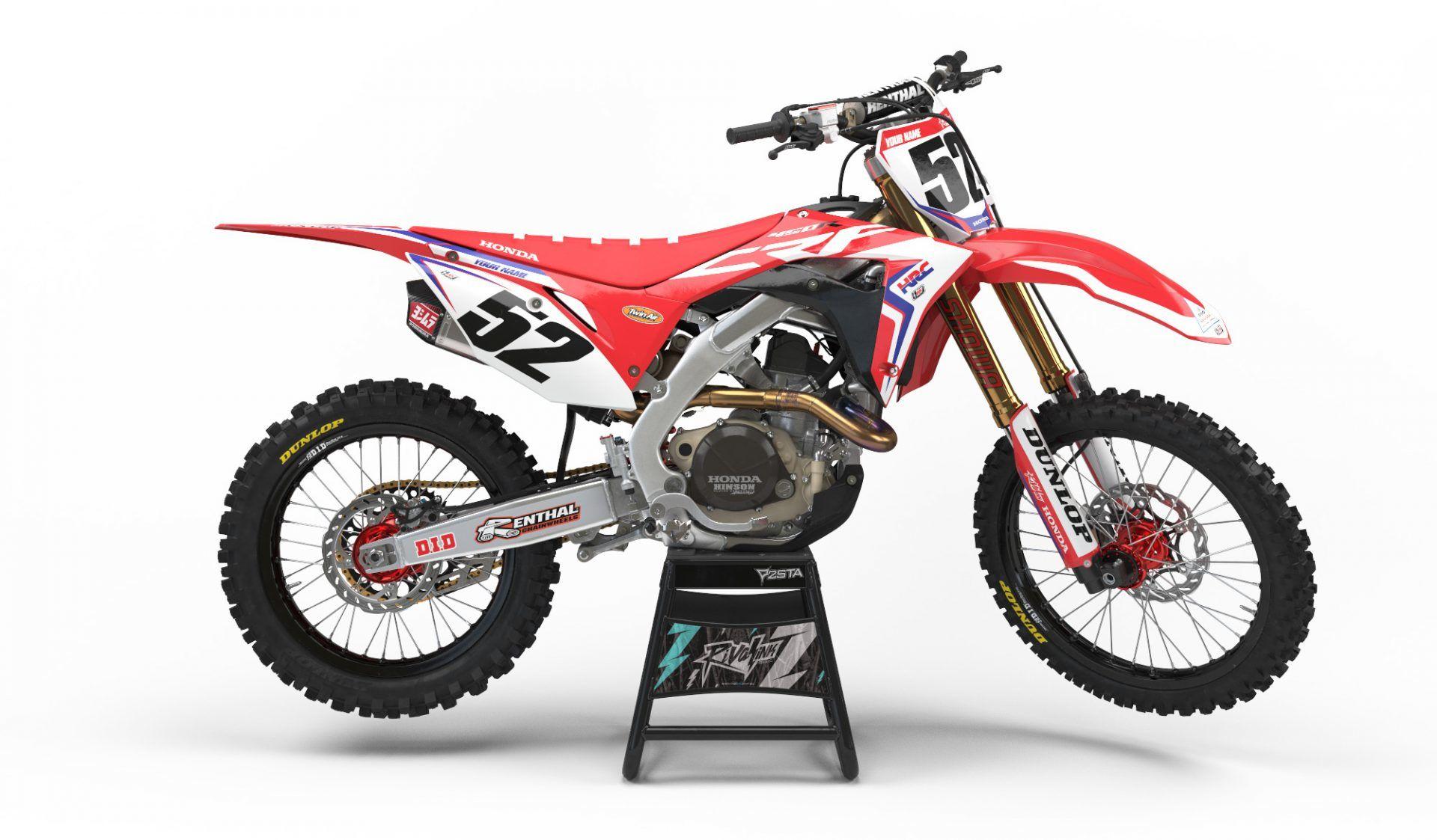 Honda Dirt Bike Cover