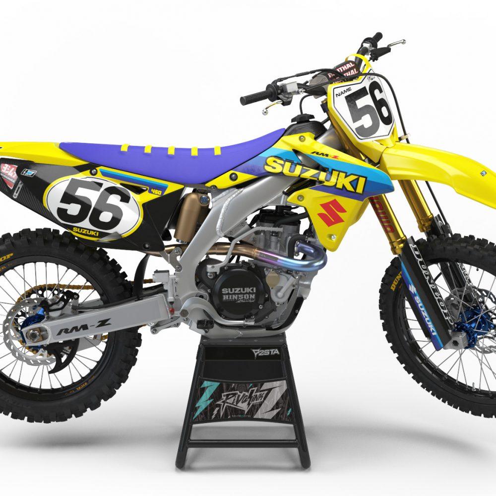 Custom Motocross Graphics Designer