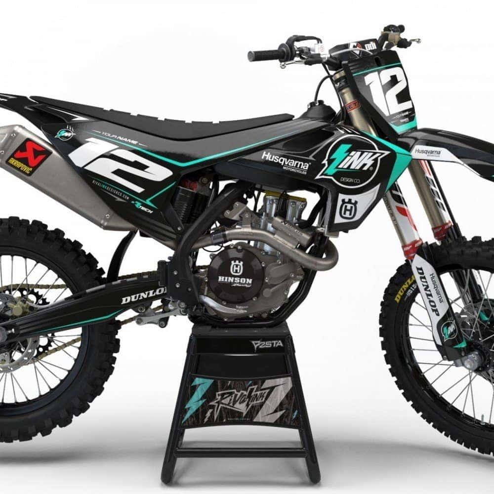 Custom Motocross Graphics Rival Ink Design Co Home