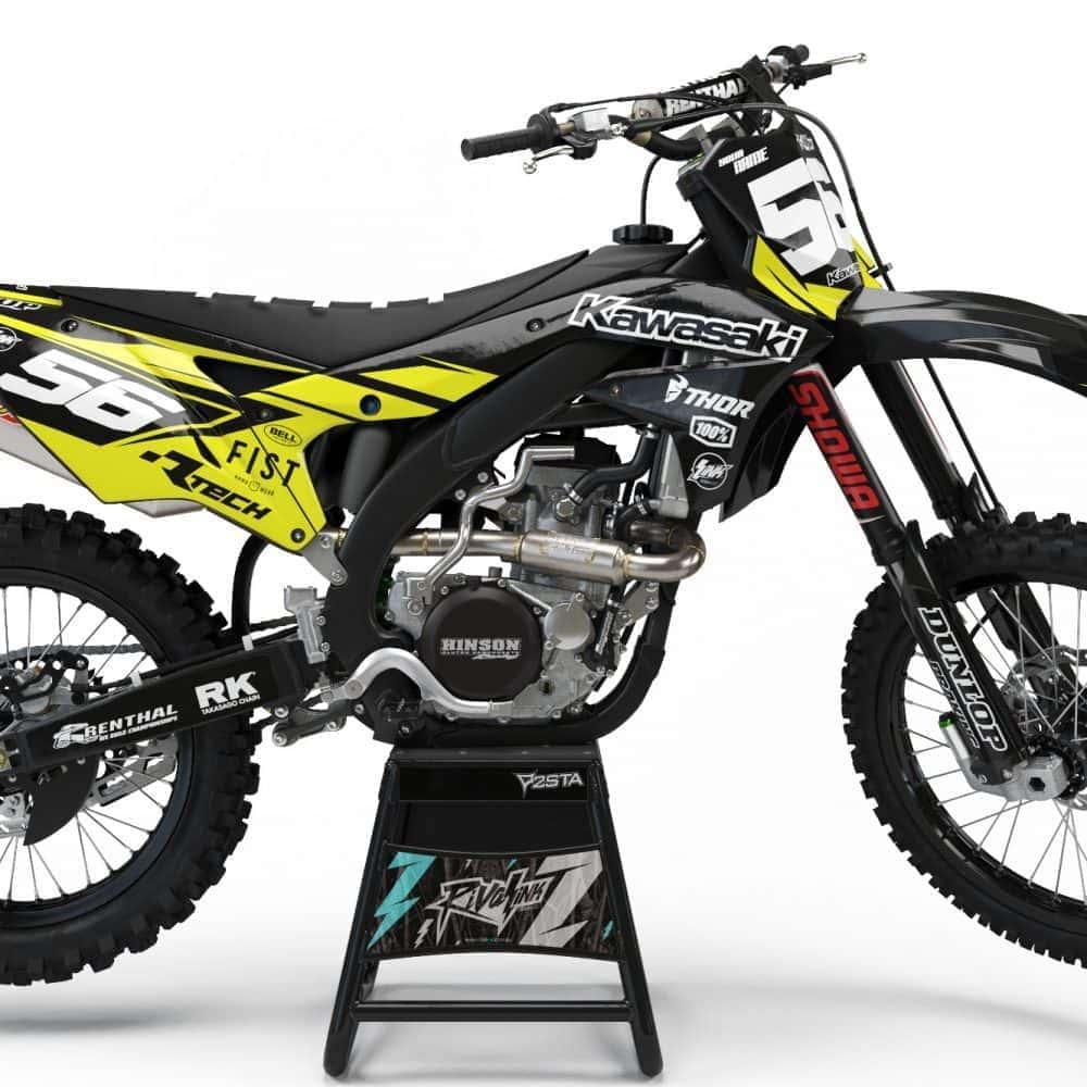 Rival Ink Design Co Custom Motocross Graphics - Www imagez co