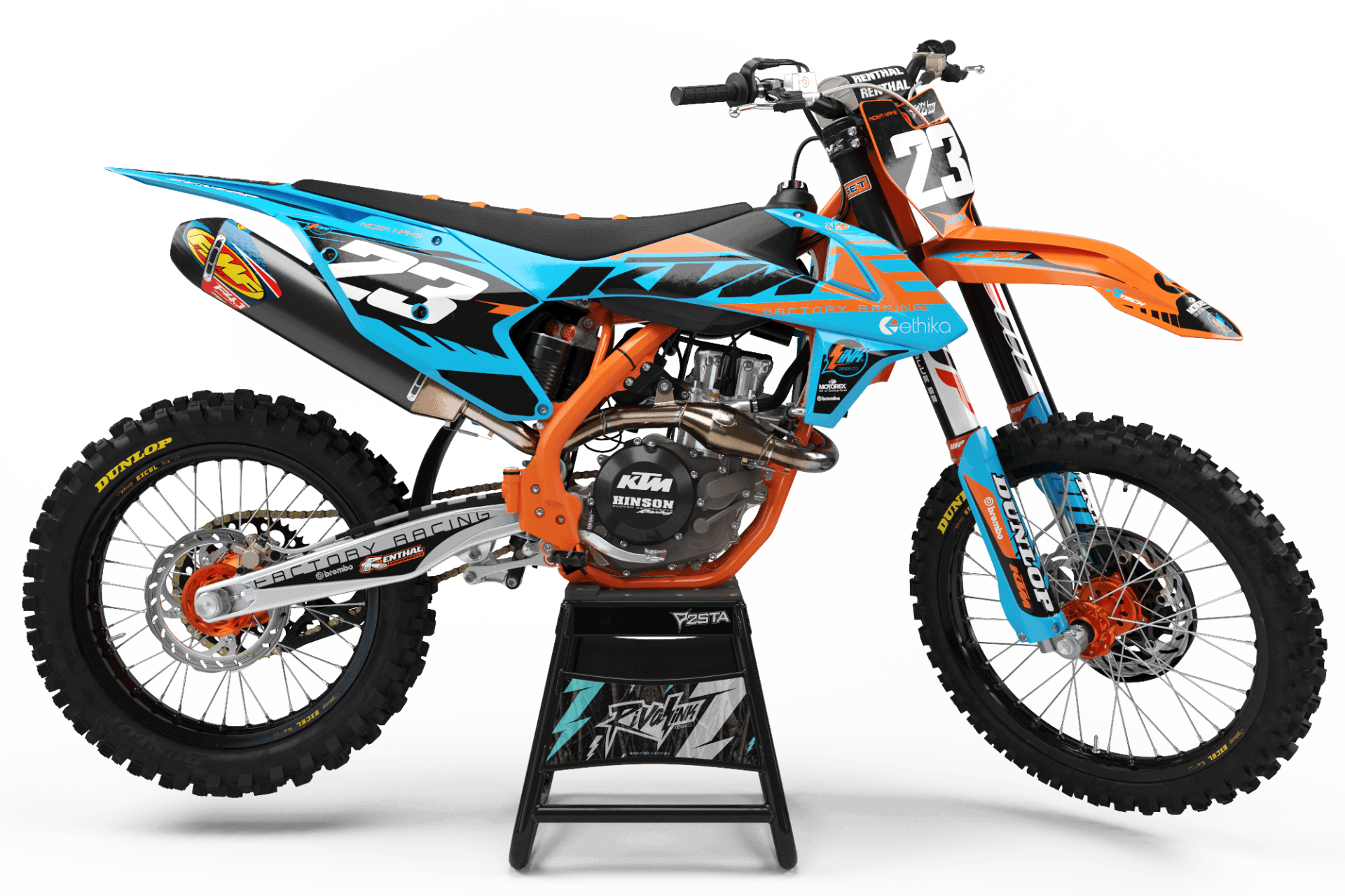 Ktm Sx Custom Graphics