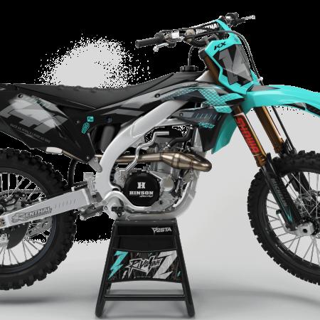 Kawasaki X Graphics Kit
