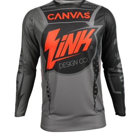 PREMIUM FIT CUSTOM SUBLIMATED JERSEY – ASSAULT ORANGE