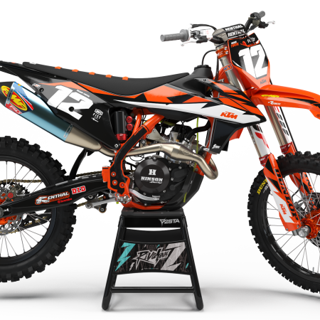 KTM 'BURNOUT' KIT