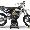 HUSQVARNA 'CARVE BLACK' KIT
