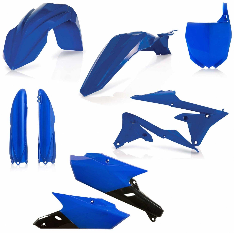 YAMAHA WR250F 2003-2004 Fits Acerbis Replica Plastic Kit Original 04