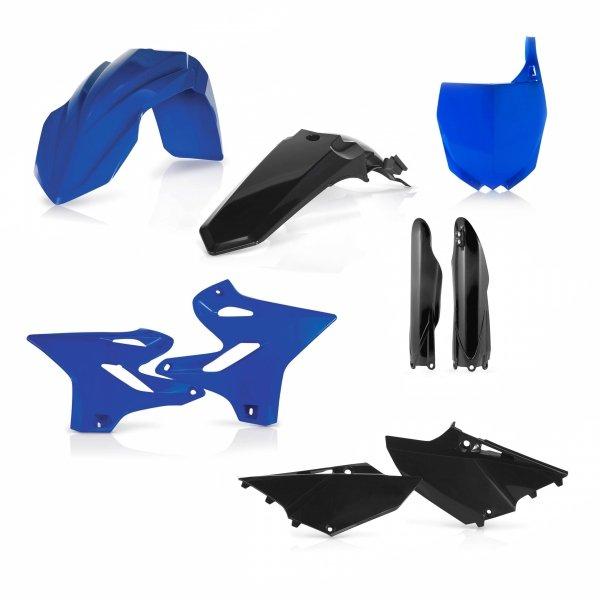Blue Acerbis 15-19 Yamaha YZ250 Rear Fender